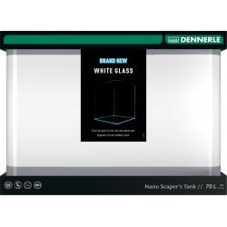 Dennerle Scaper's Tank White Glass 70L
