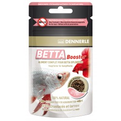 Dennerle Beta Booster Fish Food - 30ml bag