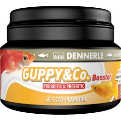Dennerle Guppy & Co. Booster Fish Food - 100ml