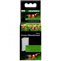 Dennerle Replacement Filter Element for Corner Filter and XL