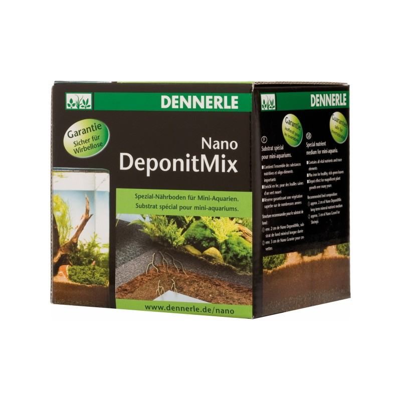 dennerle nano deponit mix plant nutrient soil 1kg pro shrimp uk. Black Bedroom Furniture Sets. Home Design Ideas