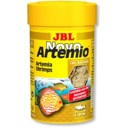 JBL NovoArtemio 100ml - Artemia Freeze Dried