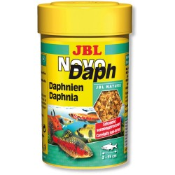 JBL NovoDaph 100ml - Daphnia Freeze Dried
