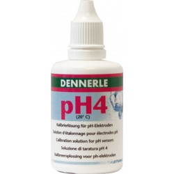 Dennerle pH4 Calibration Solution