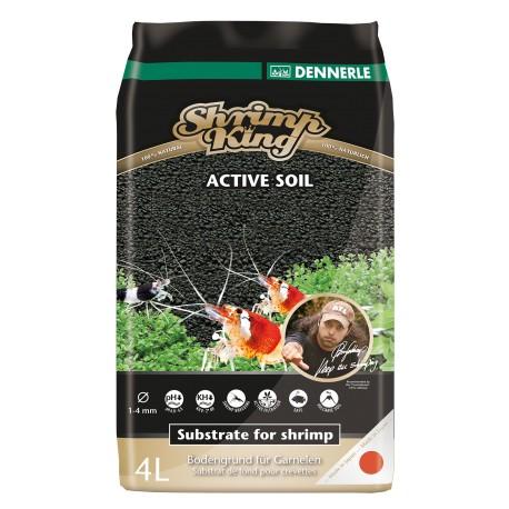 Shrimp King Active Soil 4L