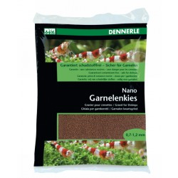 Dennerle Shrimp Gravel Borneo Brown 2 kg