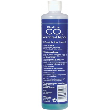 Dennerle Bio Co2 Control Gel Refill Co2