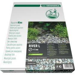 Dennerle Natural Gravel River L 8-12mm