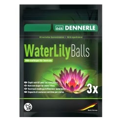 Dennerle Water Lily Balls Pond Fertiliser