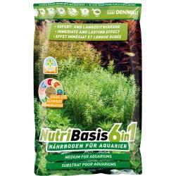 Dennerle NutriBasis 6in1 Plant Soil - 2.4kg