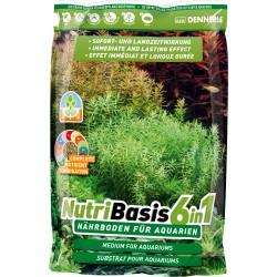 Dennerle NutriBasis 6in1 Plant Soil - 9.6kg