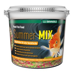 Dennerle Summer Mix Pond Fish Food 5L