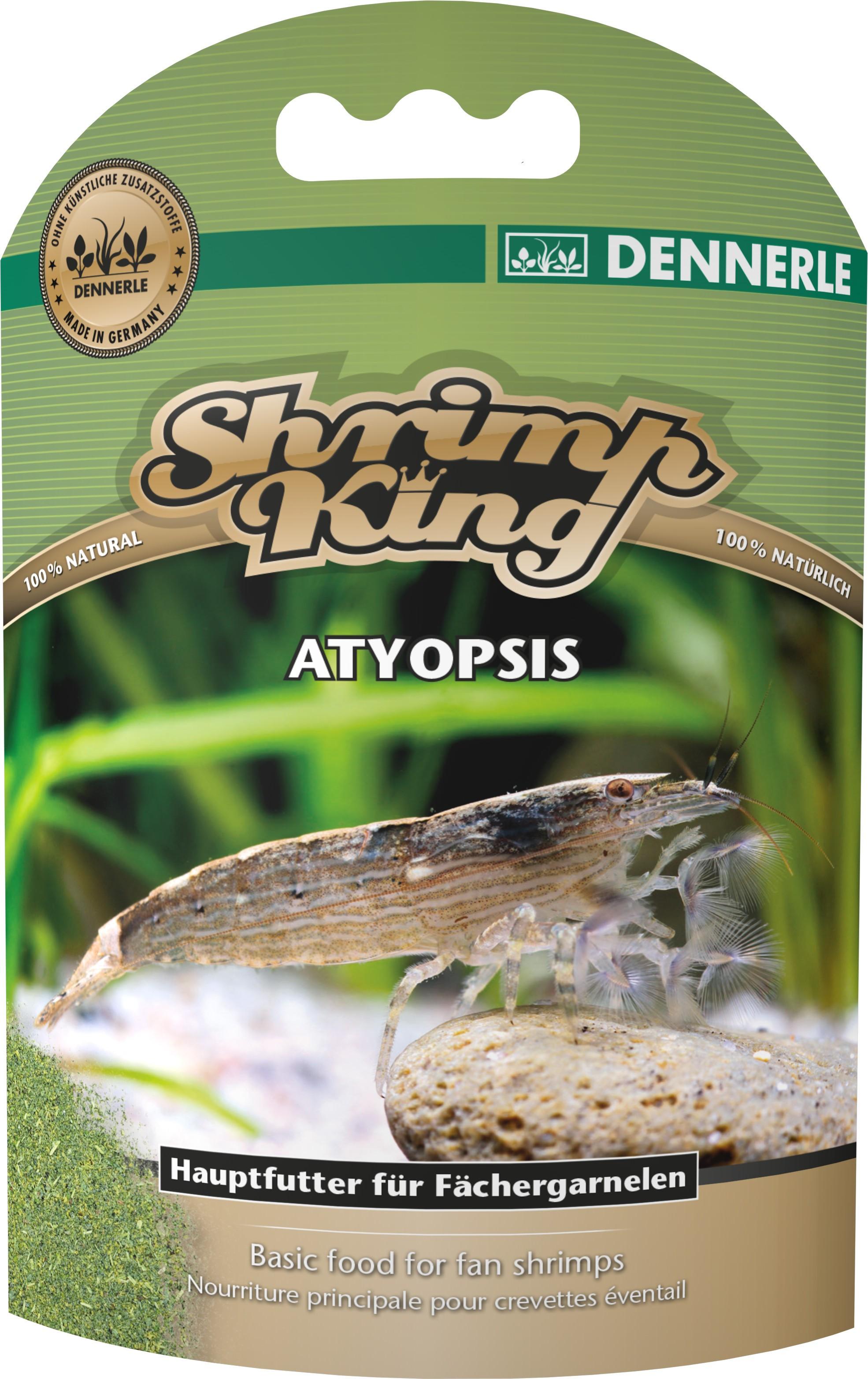 Shrimp King Atyopsis - Fan Shrimp Food - Pro Shrimp UK