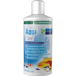 Dennerle Aqua Elixir Tap Safe Water Conditioner 500ml