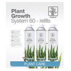 Tropica CO2 System 60 Refills (3x)