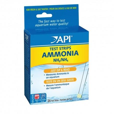 API Ammona Test Strip