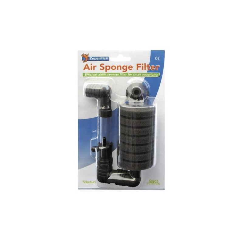 Superfish Air Sponge Filter Small