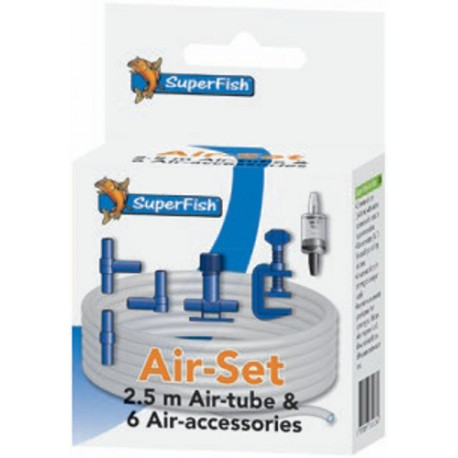 Superfish Air Set Accessories Kit