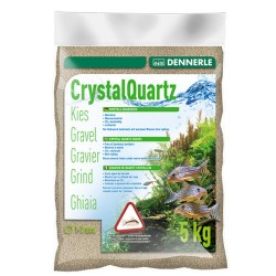 Dennerle Quartz Gravel Natural White 5kg