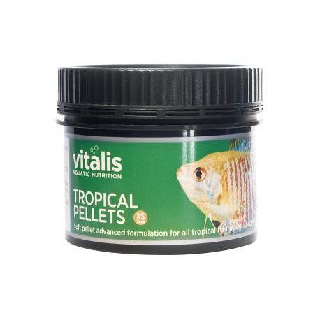 Vitalis Tropical Pellets XS 60g