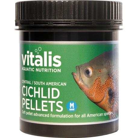 Vitalis Central/South American Cichlid Pellets M 120g