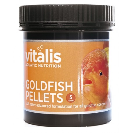 Vitalis Goldfish Pellets 60g