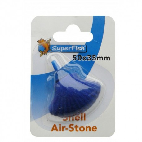 Superfish Air Stone Shell Model