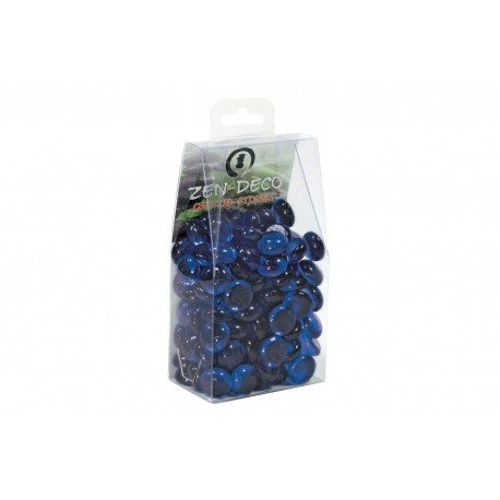Superfish Zen Deco Crystal Stones Blue 300g