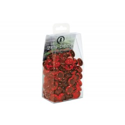 Superfish Zen Deco Crystal Stones Red 300g