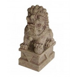Superfish Zen Deco Foo Dog Ornament