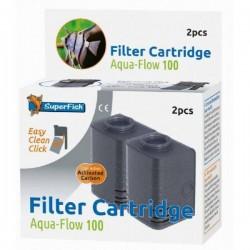 SuperFish Aqua-Flow 100 Easy Click Cartridge