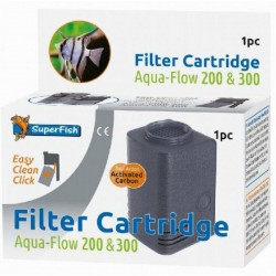 SuperFish Aqua-Flow 200/300 Easy Click Cartridge