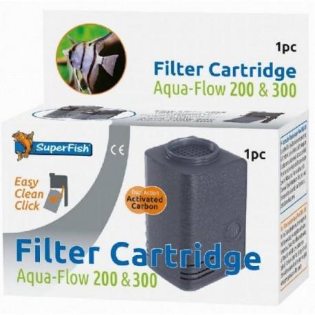 SuperFish Aqua-Flow 200/300 Easy Click Cartridge