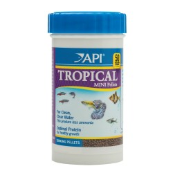 API Tropical Mini Pellets 51g