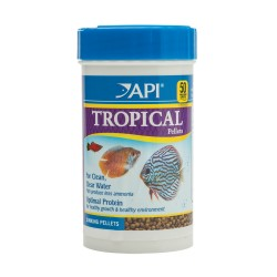 API Tropical Pellets 117g