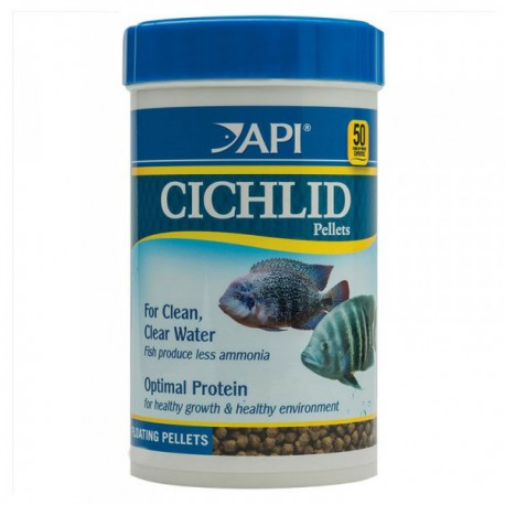 API Cichlid Pellets Medium 194g