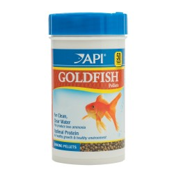 API Goldfish Pellets 116g