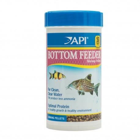 API Bottom Feeder Shrimp Pellets 232g