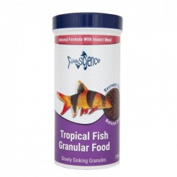 Fish Science Tropical Fish Granular Food 240g