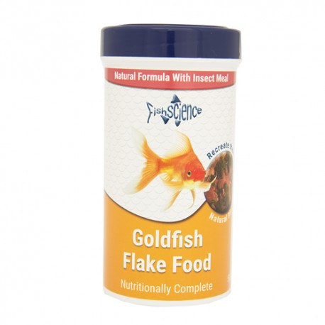 Fish Science Goldfish Flake Food 50g