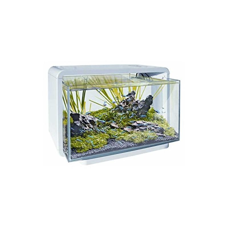 25 White Bathroom Ideas Design Pictures: SuperFish Home 25 Aquarium White