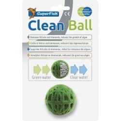 Superfish Clean Ball - Carbon & Zeolite Ball
