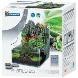 superfish planty 25 aquarium open top aquaponics paludarium