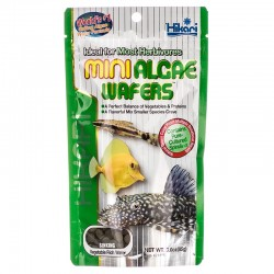 Hikari Mini Algae Wafers 20g - Pleco & Bottom Feeders