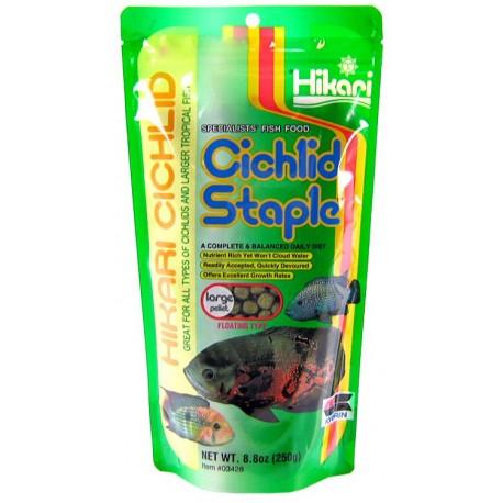 Hikari Cichlid Staple Medium Pellets 250g