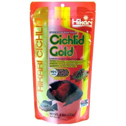 Hikari Cichlid Gold Floating Mini Pellets 250g