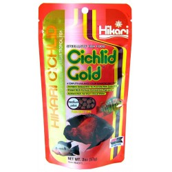 Hikari Cichlid Gold Floating Medium Pellets 57g