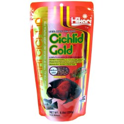 Hikari Cichlid Gold Floating Medium Pellets 250g