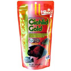 Hikari Cichlid Gold Floating Large Pellets 250g