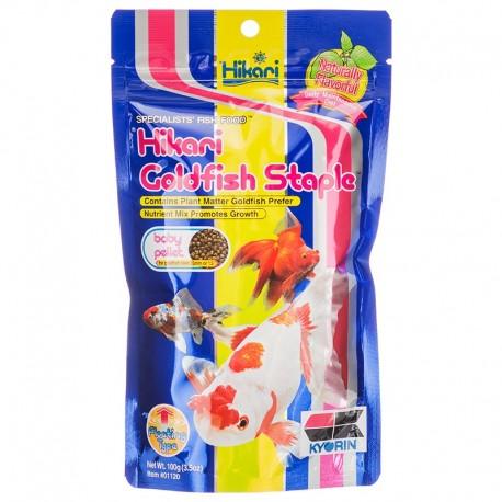 Hikari Goldfish Staple 100g